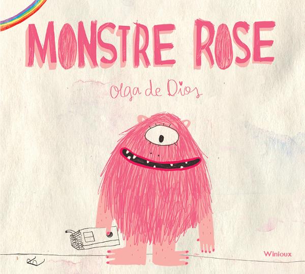 Monstre Rose, histoire pour enfant